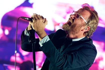 """trouble will find me"" - Fotos: The National live in der Max-Schmeling-Halle in Berlin"