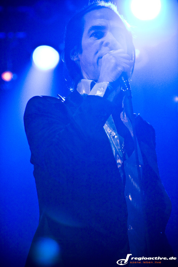 Nick Cave & The Bad Seeds (live in Offenbach, 2013)