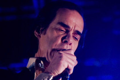 herr der finsternis - Fotos: Nick Cave & The Bad Seeds live in der Stadthalle Offenbach